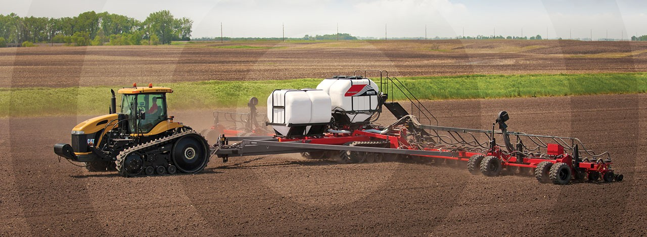 White Planters 9936 Large Frame (LF) Planter